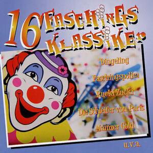 16 Faschingsklassiker 歌手頭像