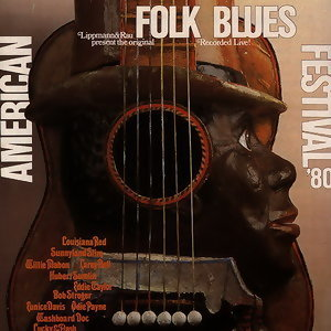 American Folk Blues Festival '80 歌手頭像