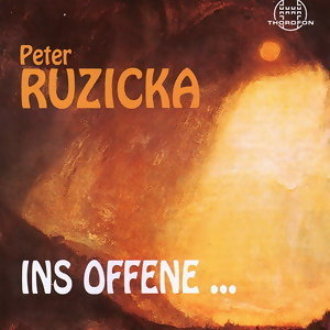 Peter Ruzicka: Ins Offene... アーティスト写真