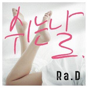 Ra.D (라디) 歌手頭像