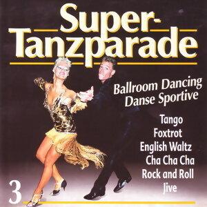 Super-Tanzparade 3 歌手頭像