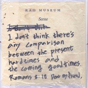 Rad Museum 歌手頭像