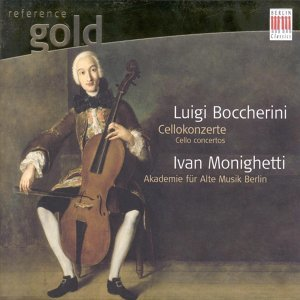 Ivan Monighetti, Berlin Academy for Old Music 歌手頭像