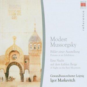 Igor Markevitch, Leipzig Gewandhaus Orchestra 歌手頭像