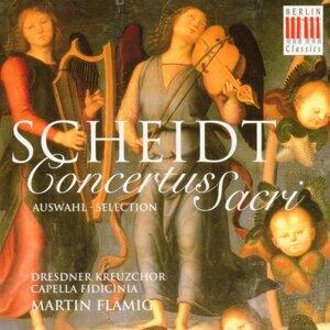 Dresden Kreuzchor, Ulrich Schicha, Capella Fidicina, Martin Flämig 歌手頭像