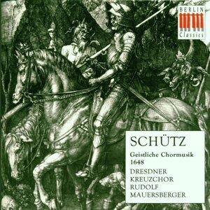 Hans Otto, Dresdner Kreuzchor, Instrumentalgruppe der Dresdner Philharmonie & Rudolf Mausersberger 歌手頭像