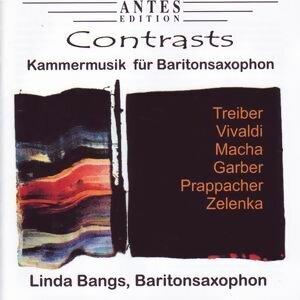 Contrasts - Kammermusik für Baritonsaxophon 歌手頭像