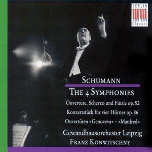 Franz Konwitschny, Leipzig Gewandhaus Orchestra 歌手頭像