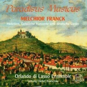 Orlando di Lasso Ensemble, Detlef Bratschke 歌手頭像