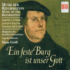 Hans Grüß, Dresdner Kreuzchor, Martin Flämig & Leipzig Capella Fidicinia 歌手頭像