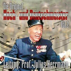 Die Original Hoch- und Deutschmeister, Ltg. Julius Herrmann 歌手頭像