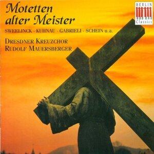 Dresden Kreuzchor, Dresden Kreuzchor & Rudolf Mauersberger 歌手頭像