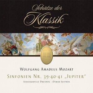 Staatskapelle Dresden & Otmar Suitner 歌手頭像