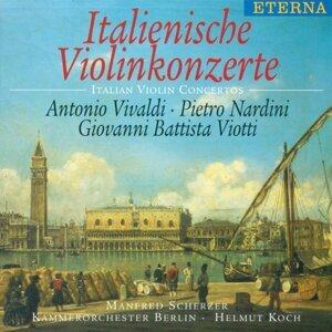 Manfred Scherzer, Berlin Chamber Orchestra, Helmut Koch 歌手頭像