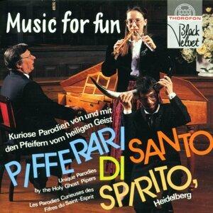 Pifferari Di Santo Spirito 歌手頭像