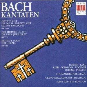Hans-Joachim Rotzsch, Leipzig Gewandhaus Orchestra, Leipzig Thomaner Choir 歌手頭像