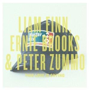 Liam Finn, Ernie Brooks, Peter Zummo