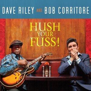 Dave Riley and Bob Corritore