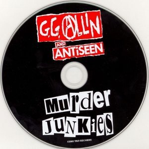 G.G. Allin & Antiseen 歌手頭像