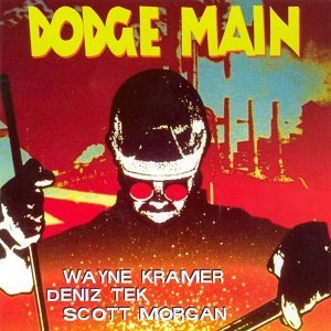 De Dodge Main w/ Wayne Kramer 歌手頭像