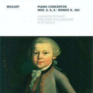 Annerose Schmidt, Dresden Philharmonic Orchestra, Kurt Masur 歌手頭像