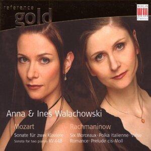 Anna Walachowski, Ines Walachowski & Alfons Kontarsky 歌手頭像