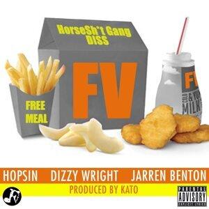 Hopsin, Dizzy Wright, Jarren Benton 歌手頭像