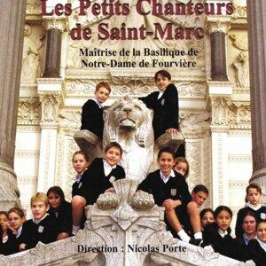 Les petits chanteurs de Saint-Marc, Nicolas Porte 歌手頭像