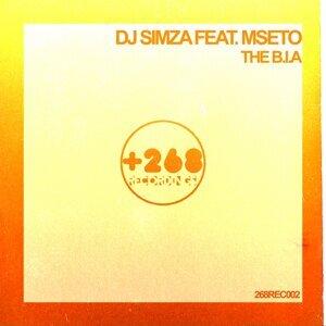Simza,  Mseto 歌手頭像