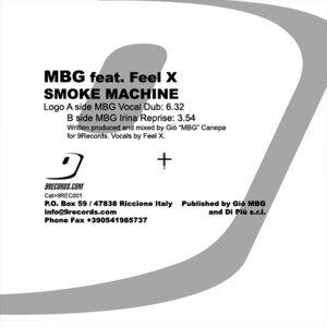 Mbg, Feel X 歌手頭像