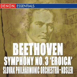 Slovak Philharmonic Orchestra, Zdenek Kosler 歌手頭像