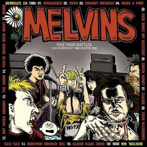 Melvins/Brian Walsby 歌手頭像