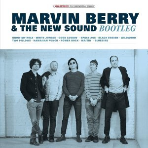 Marvin Berry & The New Sound 歌手頭像