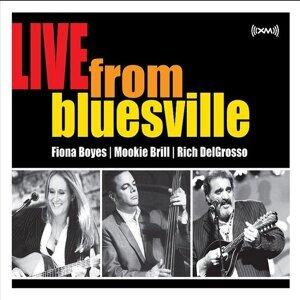 Fiona Boyes, Mookie Brill, and Rich DelGrosso 歌手頭像