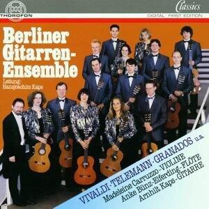 Berliner Gitarrenensemble, Hansjoachim Kaps 歌手頭像