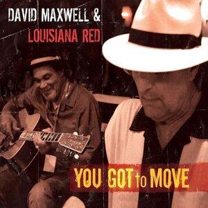 David Maxwell & Louisiana Red 歌手頭像