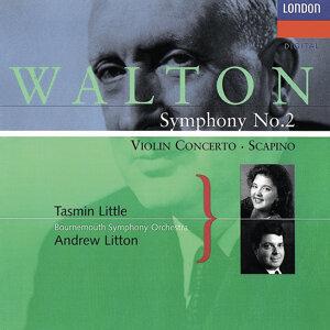 Andrew Litton, Tasmin Little, Bournemouth Symphony Orchestra 歌手頭像