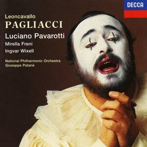 Luciano Pavarotti, Mirella Freni, The National Philharmonic Orchestra, Giuseppe Patanè 歌手頭像