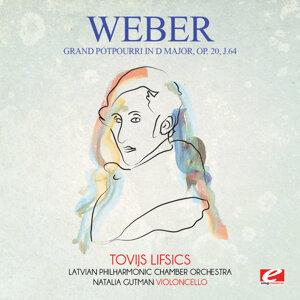 Latvian Philharmonic Chamber Orchestra, Tovijs Lifsics, Natalia Gutman 歌手頭像