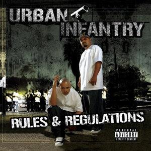 Urban Infantry 歌手頭像