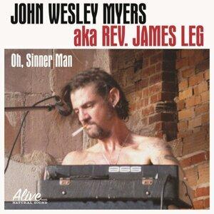 John Wesley Myers 歌手頭像