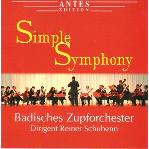 Badisches Zupforchester, Reiner Schuhenn