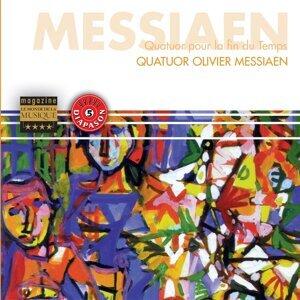 Quatuor Olivier Messiaen, Alain Moglia, Michel Arrignon, René Benedetti, Jean-Claude Henriot 歌手頭像