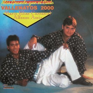 Vallenato 2000 歌手頭像
