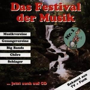 Festival der Musik 歌手頭像