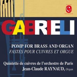 Jean-Claude Raynaud, Quintette de cuivres de l'orchestre de Paris 歌手頭像