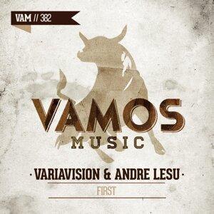 Variavision, Andre Lesu 歌手頭像