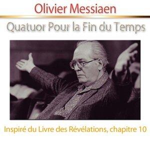 Olivier Messiaen, Jean Pasquier, André Vacellier, Etienne Pasquier