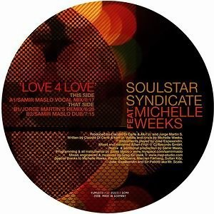 Soulstar Syndicate feat. Michelle Weeks 歌手頭像