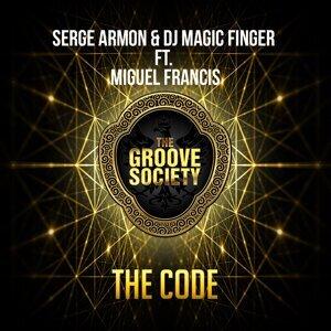 Serge Armon , DJ Magic Finger